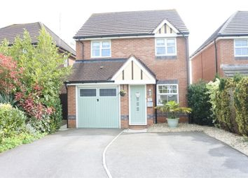Thumbnail 3 bed detached house for sale in Kensington Park, Magor