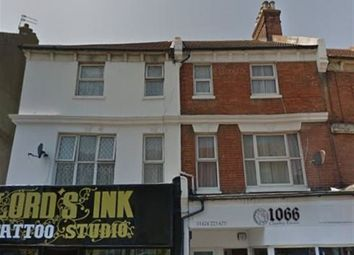 Thumbnail 2 bedroom maisonette to rent in London Road, Bexhill-On-Sea