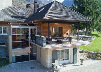 Thumbnail 4 bed detached house for sale in Lake Annecy East Side, Alex, Annecy-Le-Vieux, Annecy, Haute-Savoie, Rhône-Alpes, France