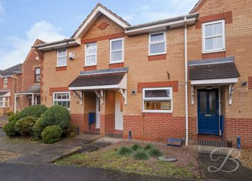 Thumbnail 2 bed town house for sale in Cosgrove Avenue, Sutton-In-Ashfield