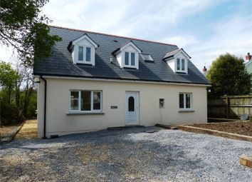 Thumbnail 3 bedroom detached bungalow for sale in Bryony, Plot 2, R/O Honeyborough, Ludchurch, Narberth, Pembrokeshire