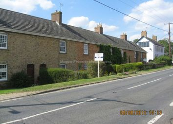 Thumbnail 3 bed cottage to rent in Station Road, Tilbrook, Huntingdon