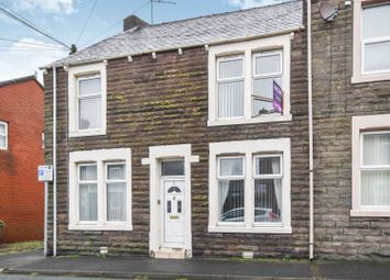 Thumbnail 2 bed end terrace house for sale in Rydal Street, Workington