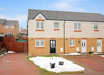 Thumbnail 3 bed end terrace house for sale in Jarvie Road, Redding, Falkirk