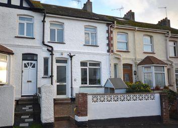 Thumbnail 3 bed terraced house for sale in Boyne Road, Budleigh Salterton, Devon