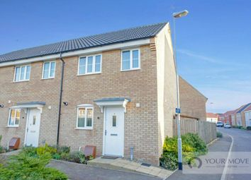 Thumbnail 2 bed terraced house for sale in Aspen Road, Caister-On-Sea, Great Yarmouth