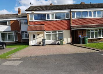 Thumbnail 3 bedroom terraced house for sale in Smithmoor Crescent, West Bromwich