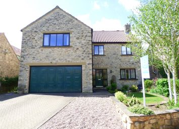 Thumbnail 6 bed detached house for sale in Top House Court, Kirk Smeaton, Pontefract