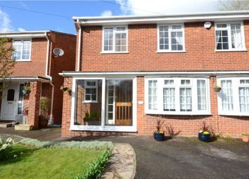 Thumbnail 4 bedroom semi-detached house for sale in Tatchbrook Close, Maidenhead, Berkshire