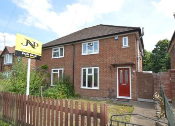 Thumbnail 3 bedroom semi-detached house for sale in Abbey Barn Road, High Wycombe