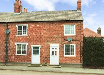 Thumbnail 3 bed end terrace house for sale in Wood Street, Ashby-De-La-Zouch