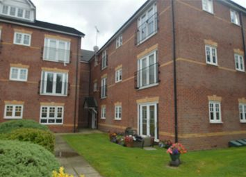 Thumbnail 2 bed flat for sale in Chelburn Court, Cale Green, Stockport, Cheshire