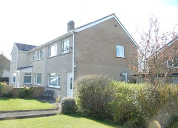Thumbnail 3 bedroom semi-detached house for sale in Chaucer Road, Workington
