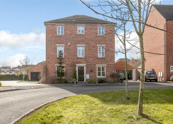 Thumbnail 6 bed detached house for sale in Costard Avenue, Heathcote, Warwick, Warwickshire