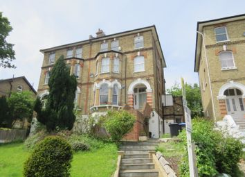 Thumbnail 1 bed flat to rent in Thicket Road, Anerley