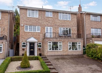 Thumbnail 4 bed detached house for sale in Harcourt Close, Henley-On-Thames, Oxfordshire