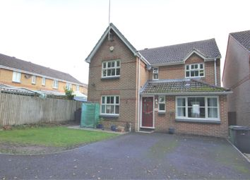 4 bed detached house for sale in Lovage Road, Whiteley, Fareham PO15