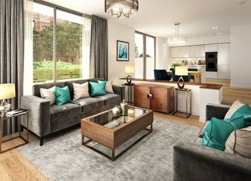 Thumbnail 1 bed flat for sale in 1/16 The Crescent At Donaldson's, Wester Coates, Edinburgh