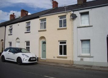 Thumbnail 2 bed terraced house to rent in Four Ash Street, Usk, Monmouthshire