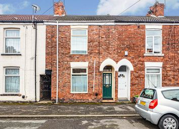 Thumbnail 2 bed terraced house for sale in Reynoldson Street, Hull