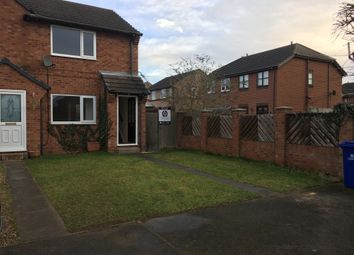 Thumbnail 2 bed end terrace house to rent in Southmoor Lane, Armthorpe