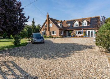 Thumbnail 5 bed detached house for sale in Woodbridge Walk, Hollesley, Woodbridge