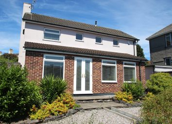 Thumbnail 3 bed detached house for sale in Raynham Road, Stoke, Plymouth