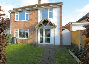 Thumbnail 3 bed semi-detached house for sale in Duck Street, Abbotts Ann