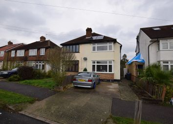 Thumbnail 2 bed semi-detached house for sale in Ashcroft Road, Chessington