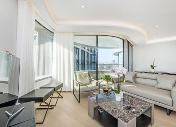 Thumbnail 2 bed flat for sale in Tower One, The Corniche, 23 Albert Embankment, Nine Elms, London