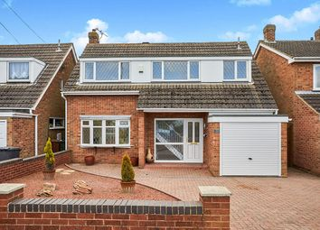 Thumbnail 3 bed detached house to rent in Caldwell Road, Linton, Swadlincote