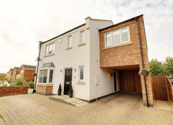 Thumbnail 4 bed detached house for sale in Newbigg, Westwoodside, Doncaster