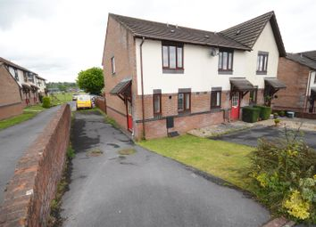 Thumbnail 2 bed end terrace house for sale in Coed Y Plas, Johnstown, Carmarthen