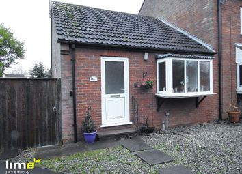 Thumbnail 1 bed bungalow to rent in Ebor Manor, Keyingham
