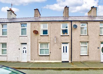 Thumbnail 3 bed terraced house for sale in Vulcan Street, Holyhead, Anglesey.