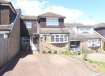 Thumbnail 4 bedroom terraced house for sale in Churchill Road, Dunstable