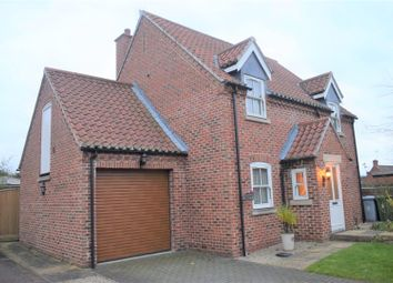 Thumbnail 4 bed detached house to rent in Old School Court, Chapel Lane, Farnsfield, Newark