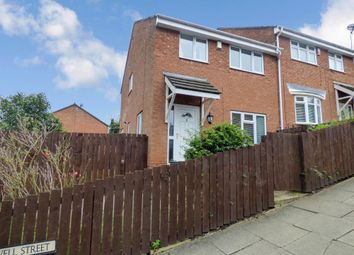 Thumbnail 3 bed semi-detached house for sale in Cromwell Street, Gateshead