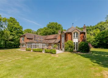 Thumbnail 5 bed detached house for sale in Strood Green, Wisborough Green, Billingshurst, West Sussex
