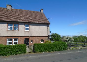 Thumbnail 2 bedroom flat for sale in College Avenue, Dumfries, Dumfries And Galloway.