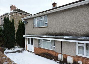 Thumbnail 2 bed semi-detached house for sale in Glanyrafon Road, Ystalyfera, Swansea