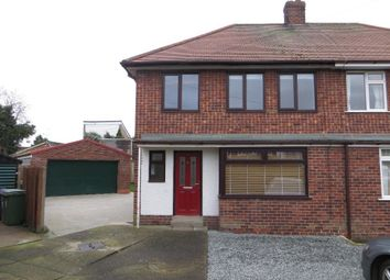 Thumbnail 3 bed semi-detached house to rent in Stewart Garth, Cottingham
