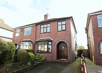 Thumbnail 2 bed semi-detached house for sale in Marsh Avenue, Newchapel, Stoke-On-Trent