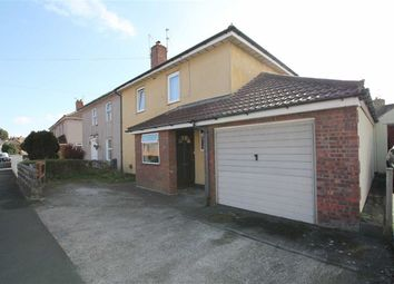 Thumbnail 3 bedroom semi-detached house for sale in Grove Leaze, Shirehampton, Bristol