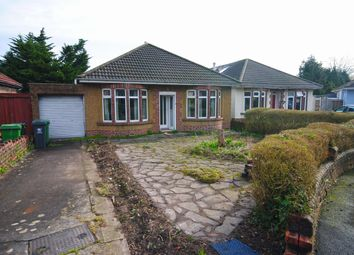 Thumbnail 2 bed detached bungalow for sale in Westfield Avenue, Rhiwbina, Cardiff