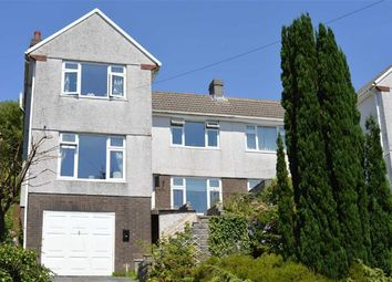 Thumbnail 3 bedroom semi-detached house for sale in Heol Glasnant, Killay, Swansea