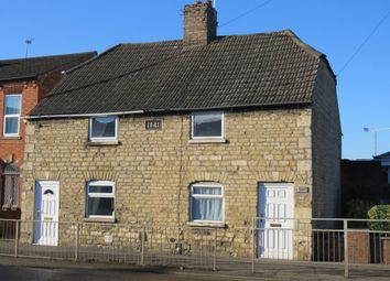 Thumbnail 2 bed semi-detached house for sale in Newark Road, Lincoln, Lincolnshire