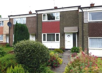 Thumbnail 2 bed terraced house to rent in Berwick Close, Macclesfield