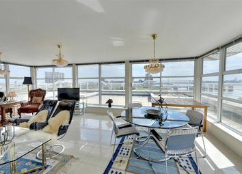 Thumbnail 3 bedroom flat for sale in Barrier Point Road, London
