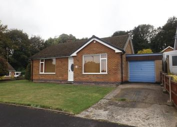 Thumbnail 2 bed bungalow for sale in Woodland Grove, Tupton, Chesterfield, Derbyshire